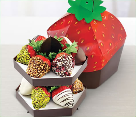 Signature Berry Box Mixed Toppings | Edible Arrangements®