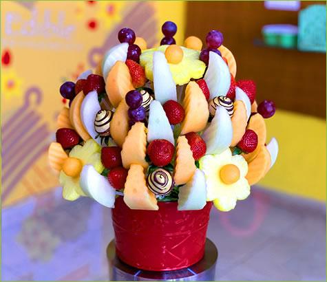Fruit Design with Golden Berries | Edible Arrangements®