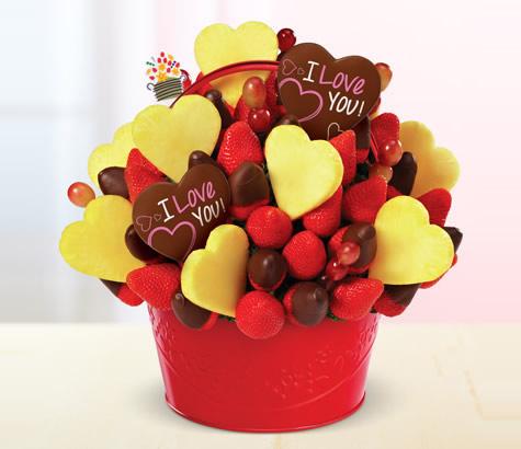 Be Mine Bouquet | Edible Arrangements®