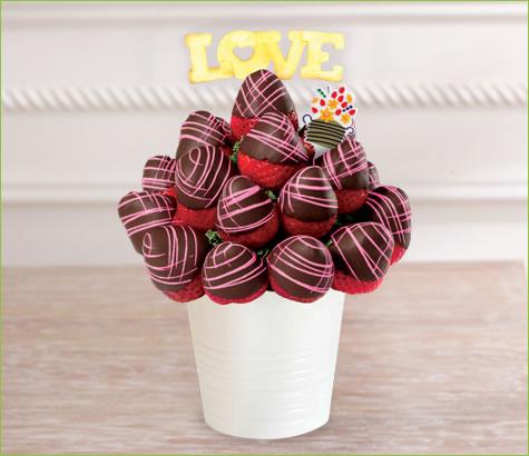 Berry Lovely Swizzle Bouquet | Edible Arrangements®