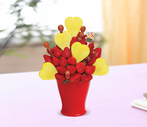Blooming Hearts | Edible Arrangements®