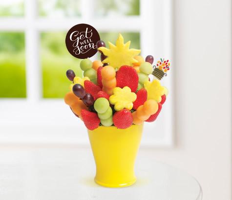 Cheer Me Up Bouquet With Pop | Edible Arrangements®