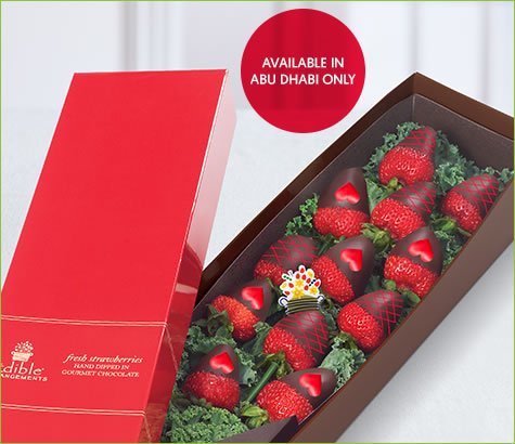 Berry Chocolate Roses | Edible Arrangements®