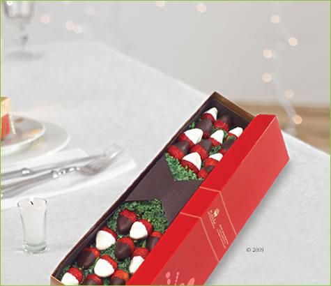 2 Dozen Berry Chocolate Roses Mixed | Edible Arrangements®