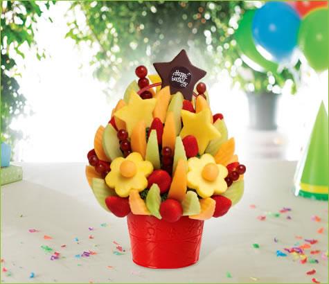 Delicious Celebration with Birthday Pop | Edible Arrangements®
