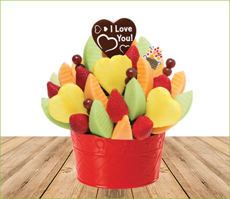 Delicious Hearts Bouquet | Edible Arrangements®
