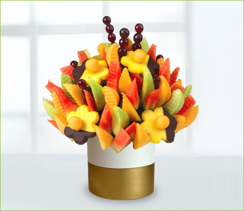 New Melon Delight with Dipped Daisies | Edible Arrangements®