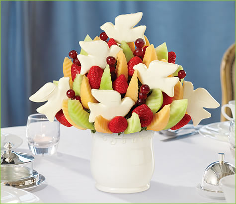 Peace & Dove Bouquet | Edible Arrangements®