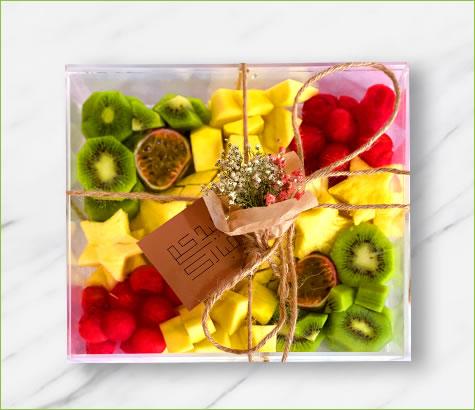Eid Fruit Acrylic Box | Edible Arrangements®