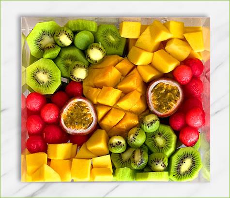 Summer Mix Fruit Acrylic Box   Edible Arrangements®