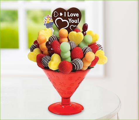 Fun Lovin-tini with Belgian Chocolate Pop | Edible Arrangements®