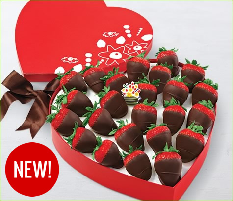 FOREVER IN MY HEART BERRIES | Edible Arrangements®