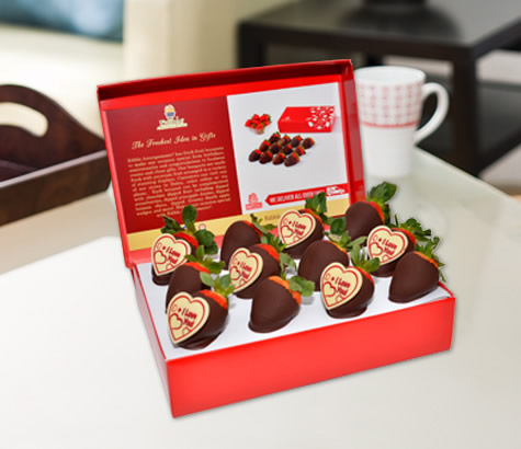 I LOVE YOU SENTIMENTS | Edible Arrangements®
