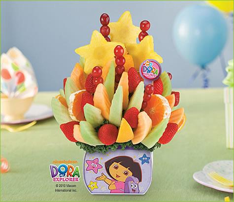 Dora The Explorer Fruit Fiesta | Edible Arrangements®