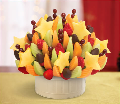 Star Party Dipped Strawberries | Edible Arrangements®