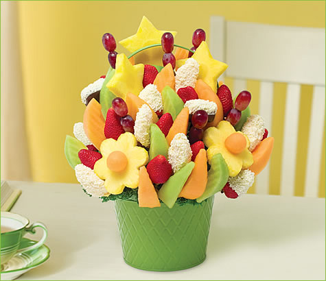 Tropical Delicious Celebration | Edible Arrangements®