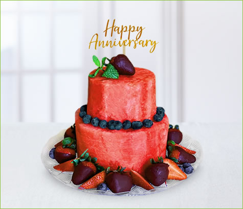 Berry Anniversary Cake | Edible Arrangements®