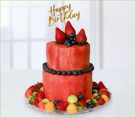 Blueberry Birthday Cake | Edible Arrangements®
