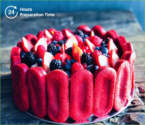 Mix berry Cake | Edible Arrangements®