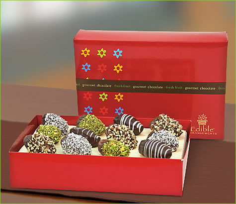 Chocolate Dates with Mixed Toppings | Edible Arrangements®