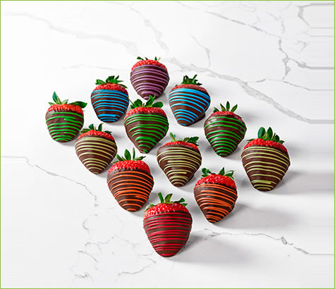 Rainbow Berries Box | Edible Arrangements®