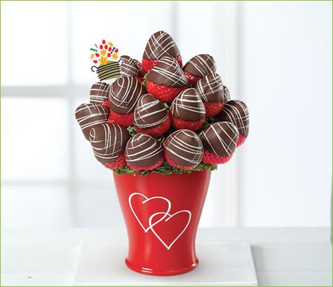 Sweetheart Swizzle Bouquet | Edible Arrangements®