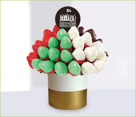 UAE National Day with Pop   Edible Arrangements®