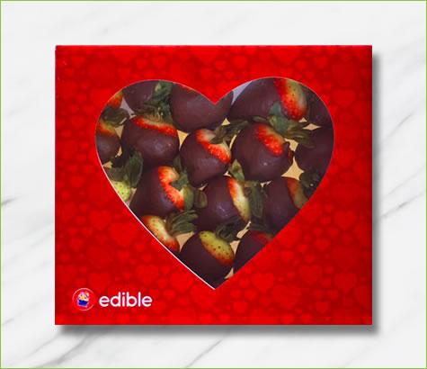 Lovely Berries Acrylic Box | Edible Arrangements®