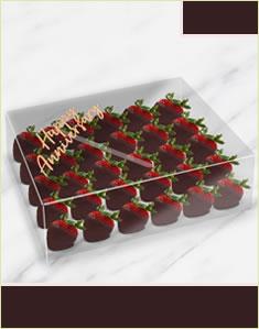 Happy Anniversary Plain Berries