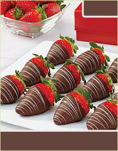 Swizzle Berries- Semisweet Chocolate