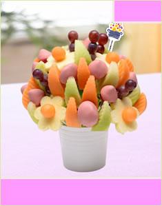 Delicious Fruit Design Breast Cancer Awareness