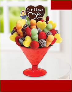Fun Lovin-tini with Belgian Chocolate Pop