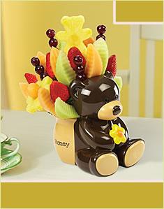 Honey Bear Bouquet