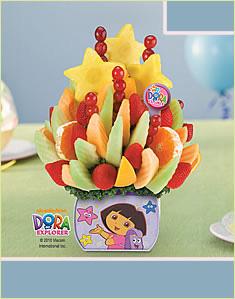 Dora The Explorer Fruit Fiesta