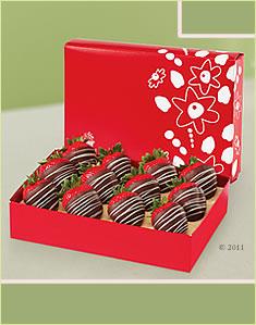 Swizzle Berries™- Semisweet Chocolate
