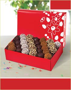 Fruit Truffles Box