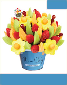 Its a Boy Fruit Design