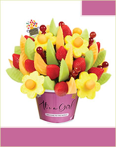 Its a Girl Fruit Design