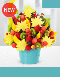 Watermelon Kiwi Blueberry Bouquet