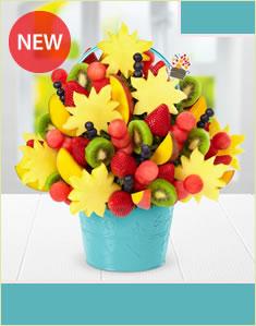 Watermelon Kiwi Blueberry Bouquet