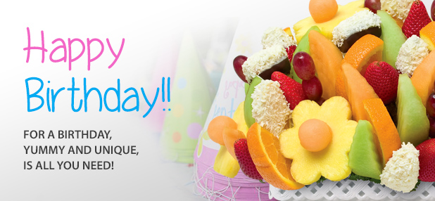 Birthday Fruit Baskets Gifts And Bouquets By Edible Arrangements